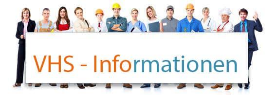 volkshochschulen informationen